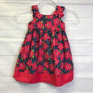 Gymboree Girls 2T Dress with Flower pattern